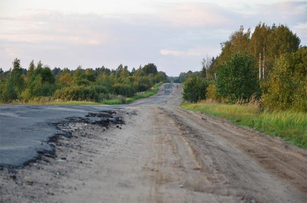 Что с дорогами в районе