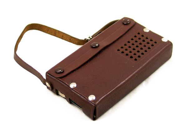 Портативный транзисторный радиоприёмник ''Этюд-2''.