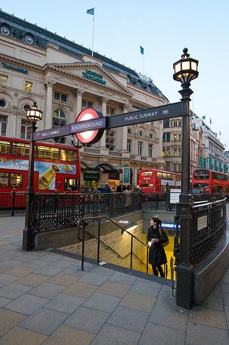 Лондон - интересные события из жизни города I-182