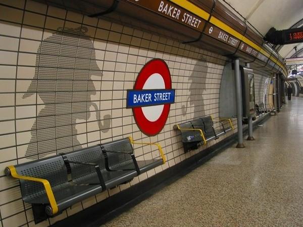 Лондон - интересные события из жизни города I-202