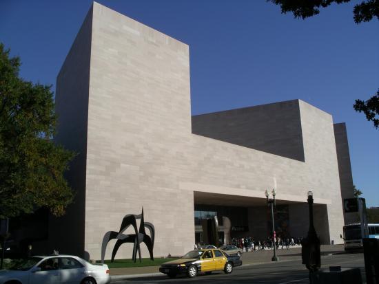 Открытие Национальной художественной галереи в Вашингтоне I-265