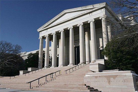 Открытие Национальной художественной галереи в Вашингтоне I-266