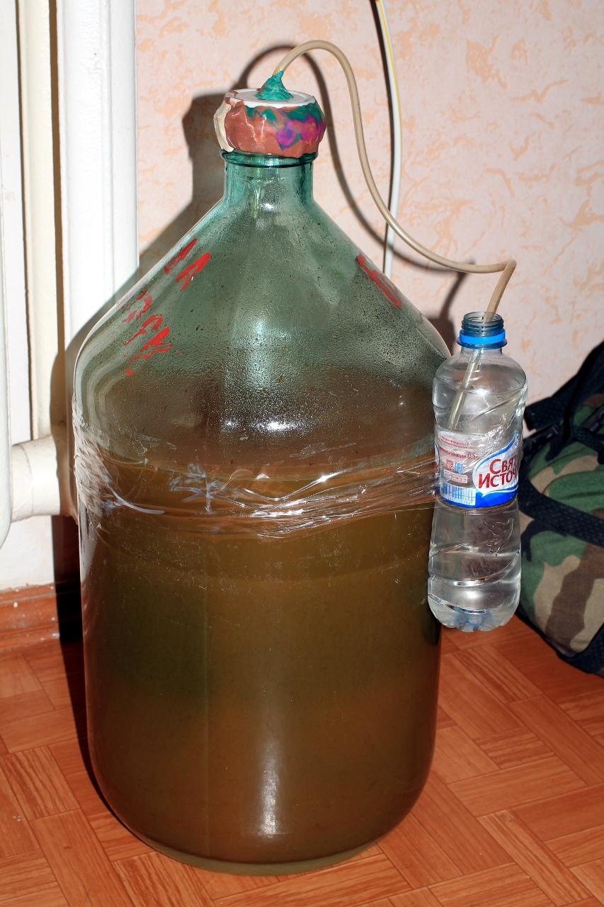 Крепленое вино из яблок в домашних условиях 57