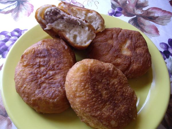 пирожки-беляши