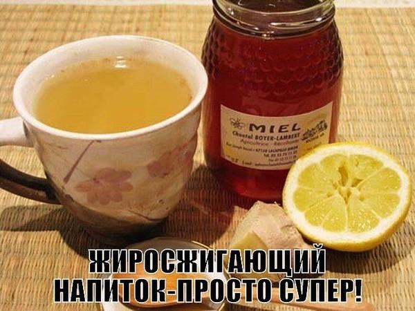 Напитки для похудения в домашних условиях фото