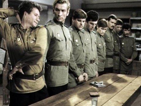 В бой идут одни старики 1973  - кино