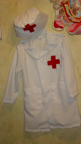 Костюм медсестры детский своими руками выкройки