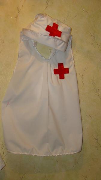 Сшить детский костюм медсестры своими руками 24