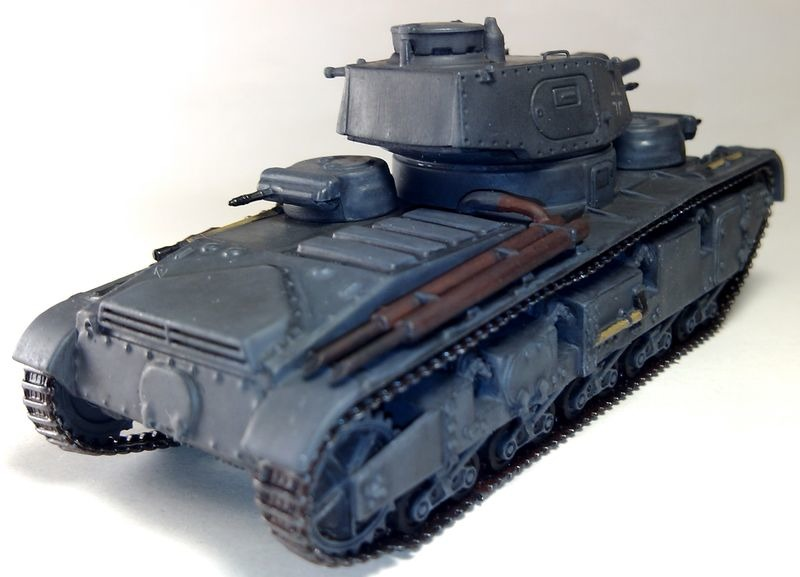"Танки Мира №32 Немецкий средний танк ""Neubaufahrzeug"""
