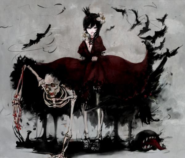 Аниме про вампиров