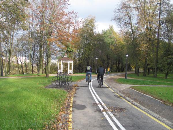 Лошицкий парк в Минске