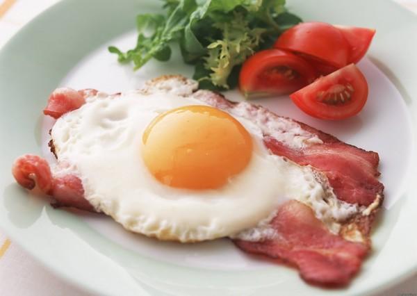 Вредный завтрак