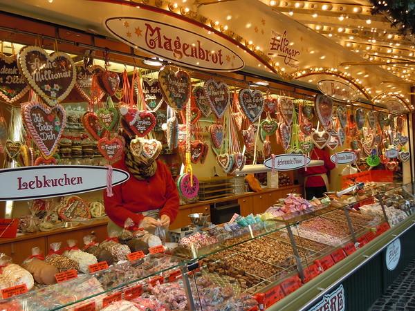 Праздники сладостей