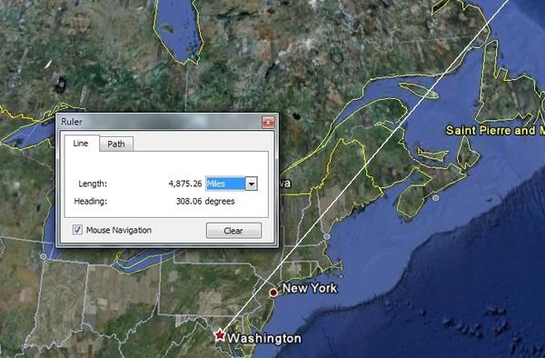 сколько миль в км: