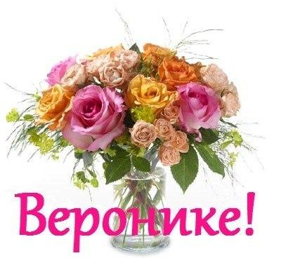 Поздравление с днём рождения вероника 53