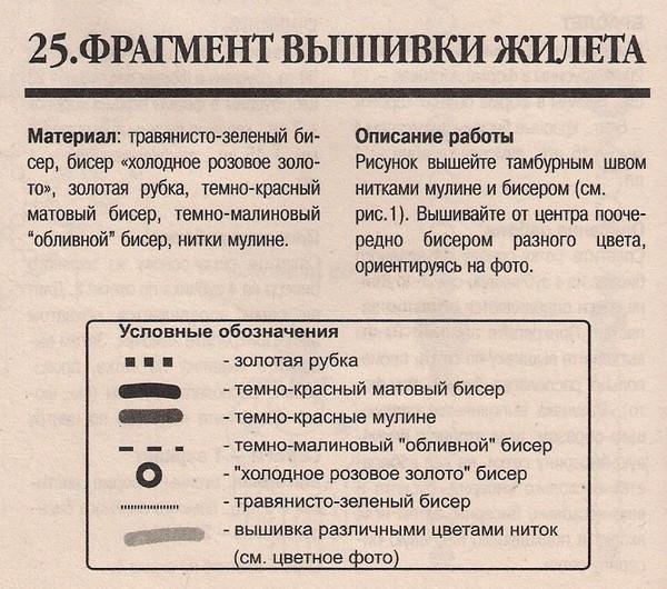 Источник журнал модный бисер № 4 38
