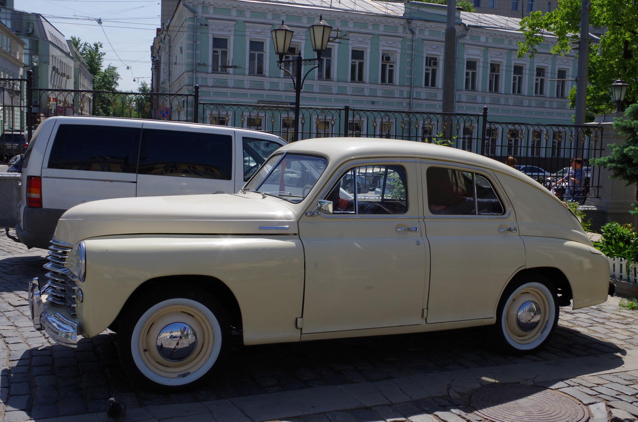 ГАЗ-М-20 «Победа»