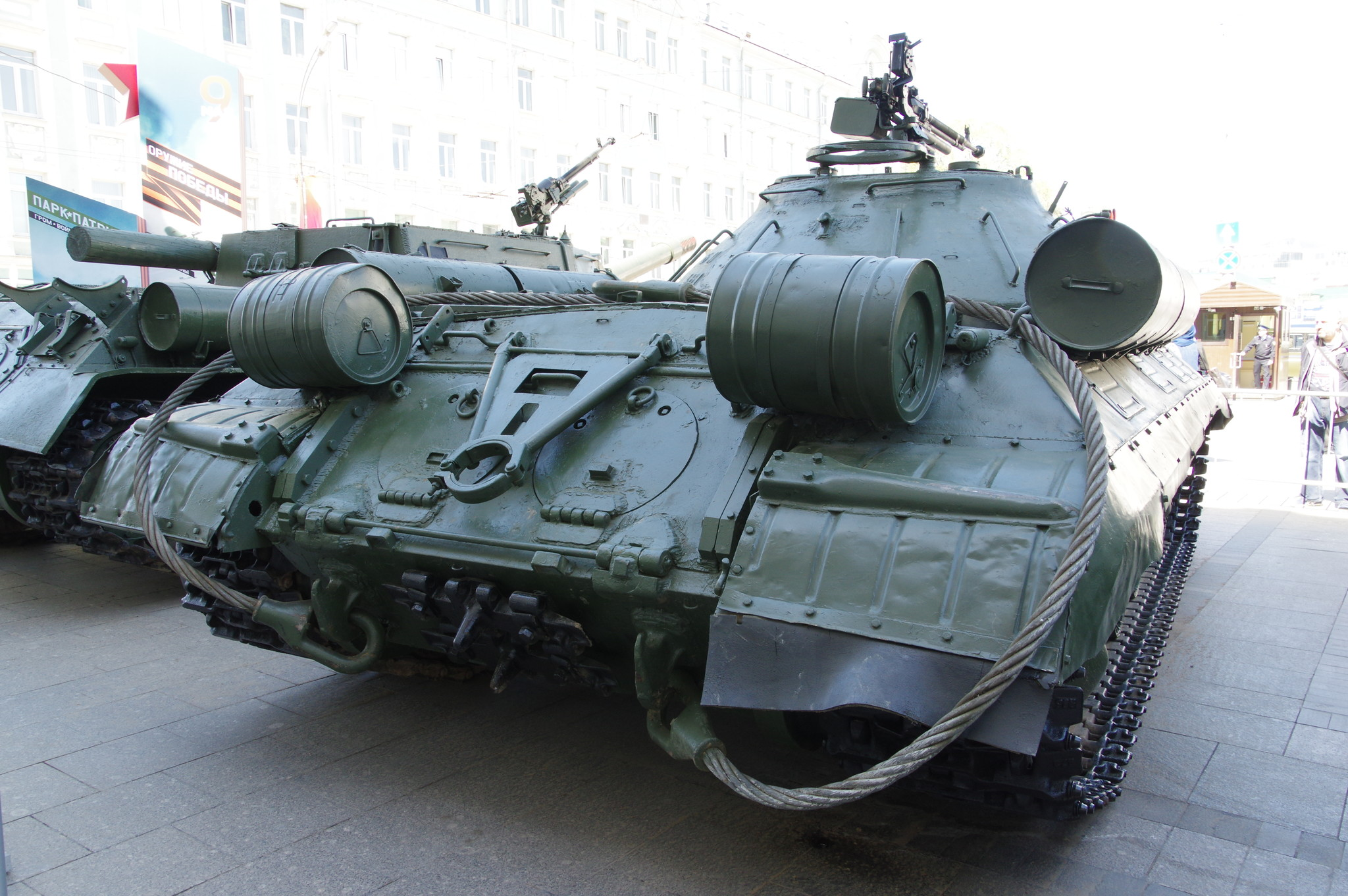 Тяжёлый танк ИС-3М