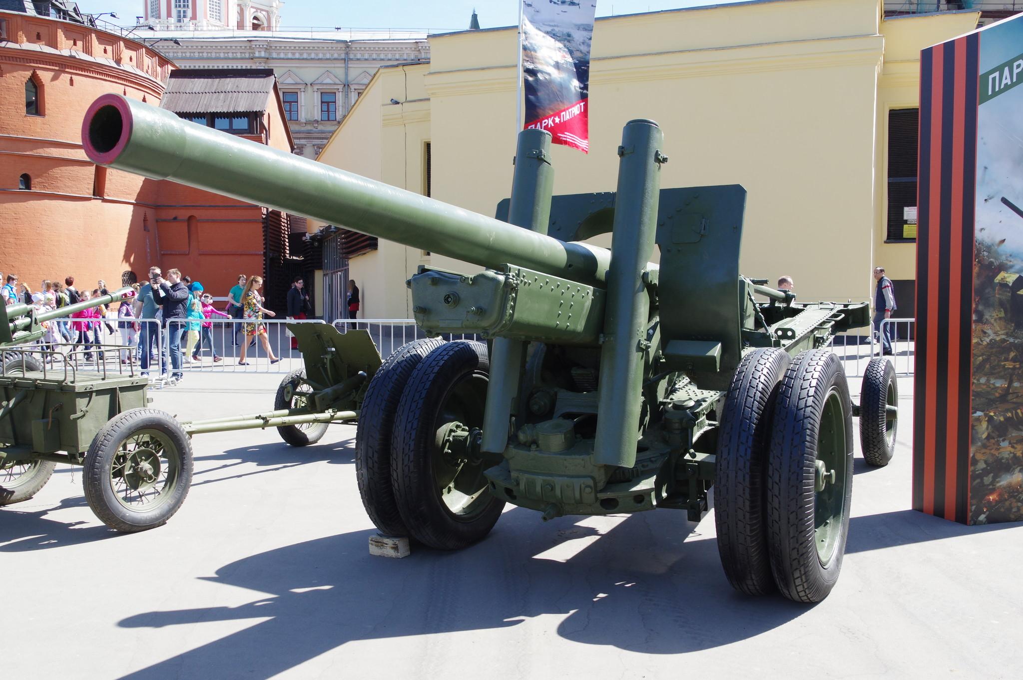 122-мм корпусная пушка образца 1931/37 годов (А-19)