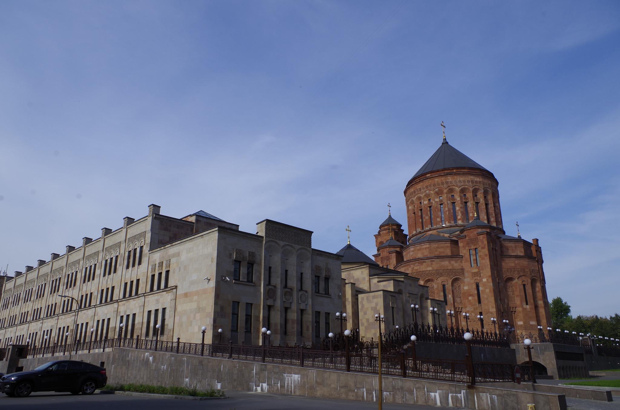 Храмовый комплекс Армянской Апостольской церкви (Трифоновская улица, вл. 24)