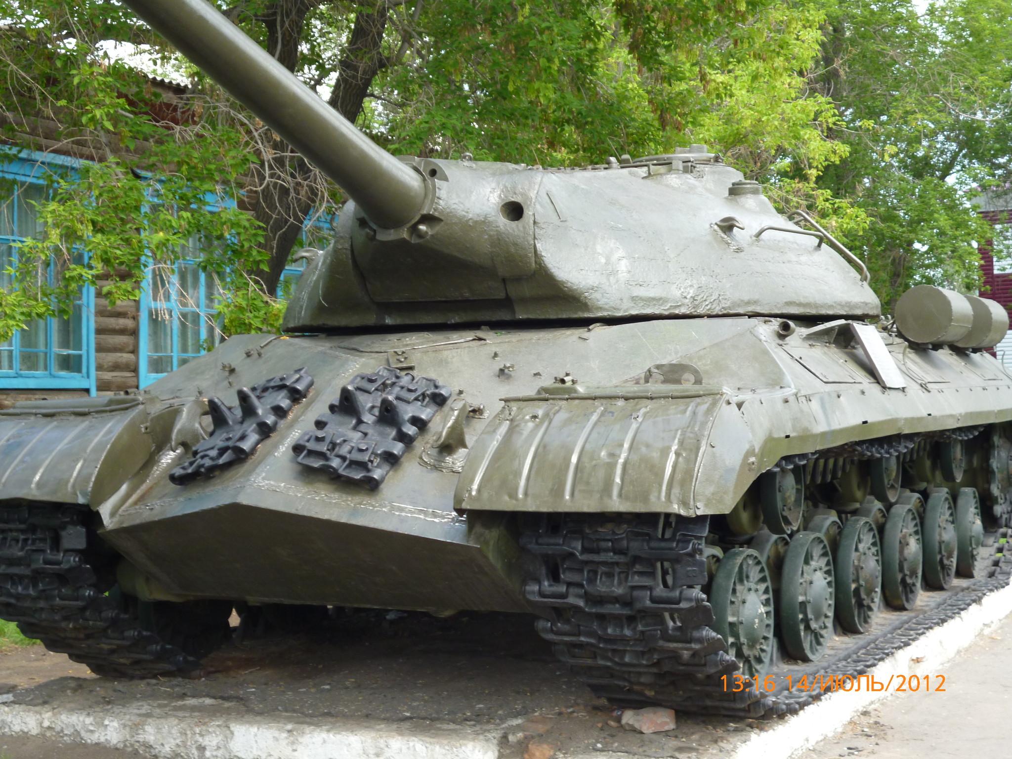 ИС-3 (Объект 703). Благовещенка, Алтайский край