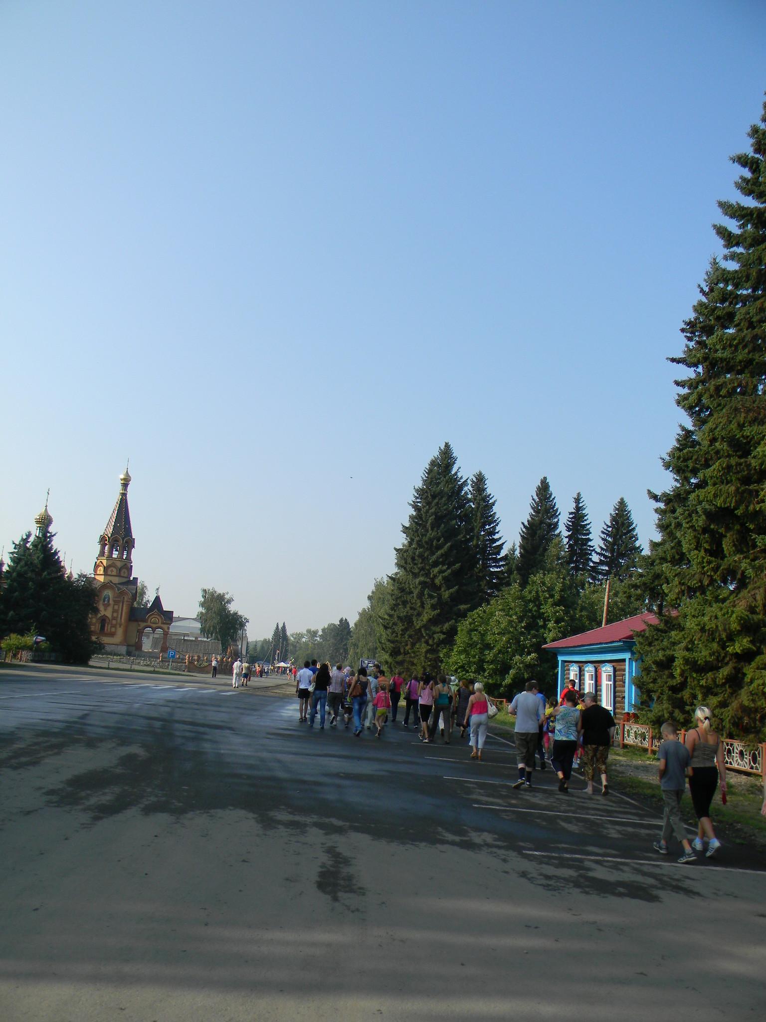 Сростки — село в Бийском районе Алтайского края