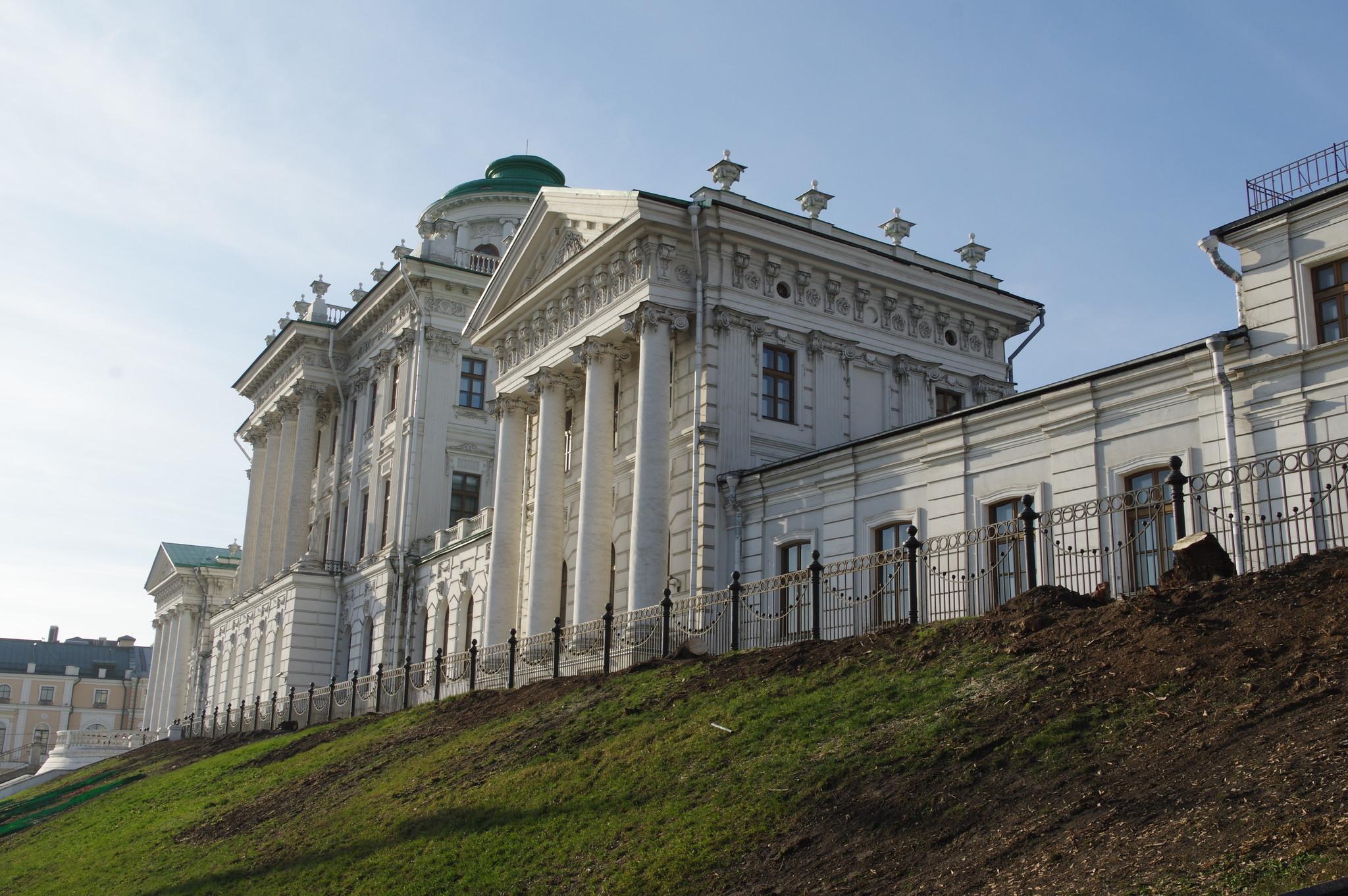 Дома Пашкова на Воздвиженке