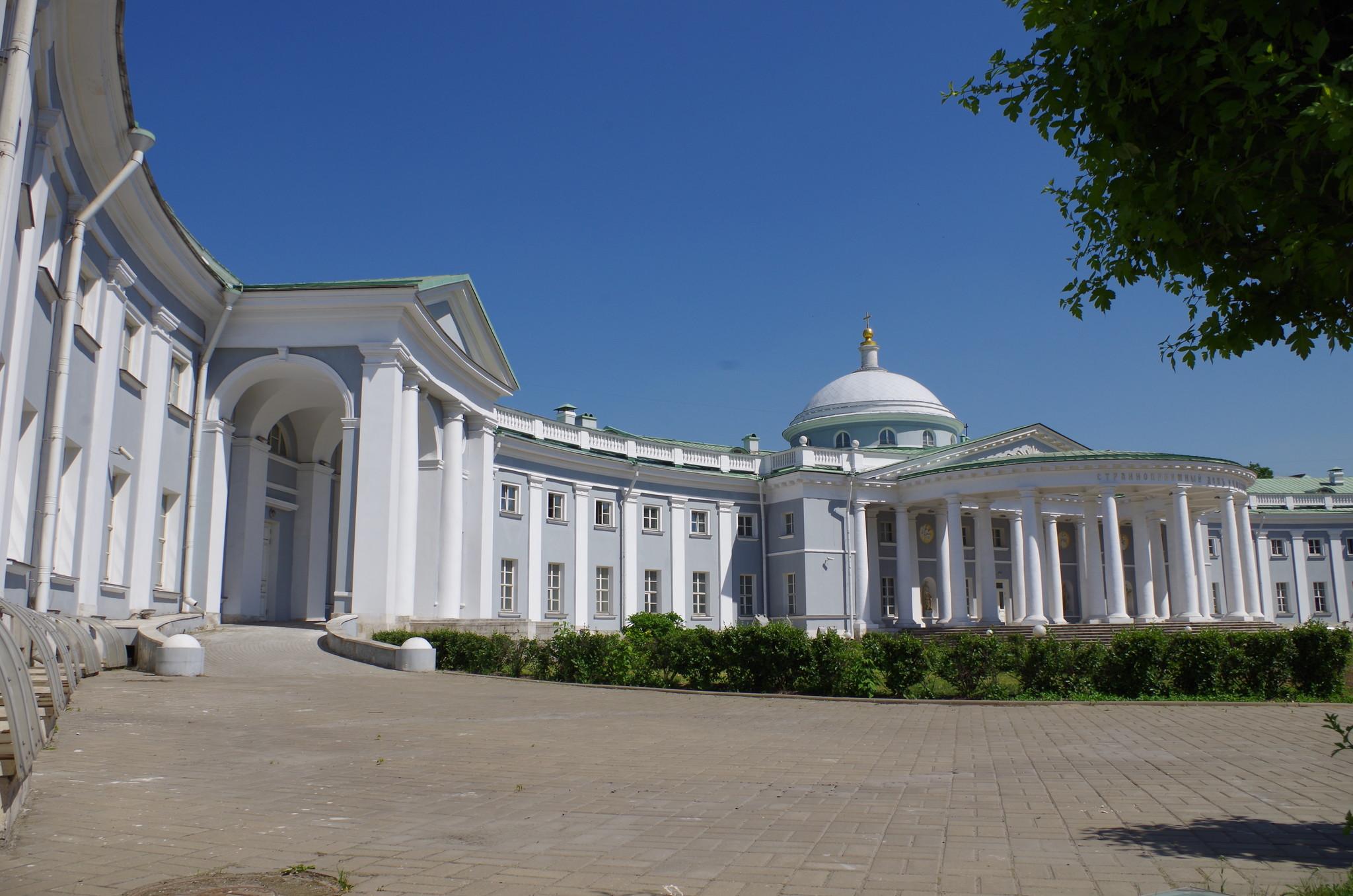 Большая Сухаревская площадь, дом 3