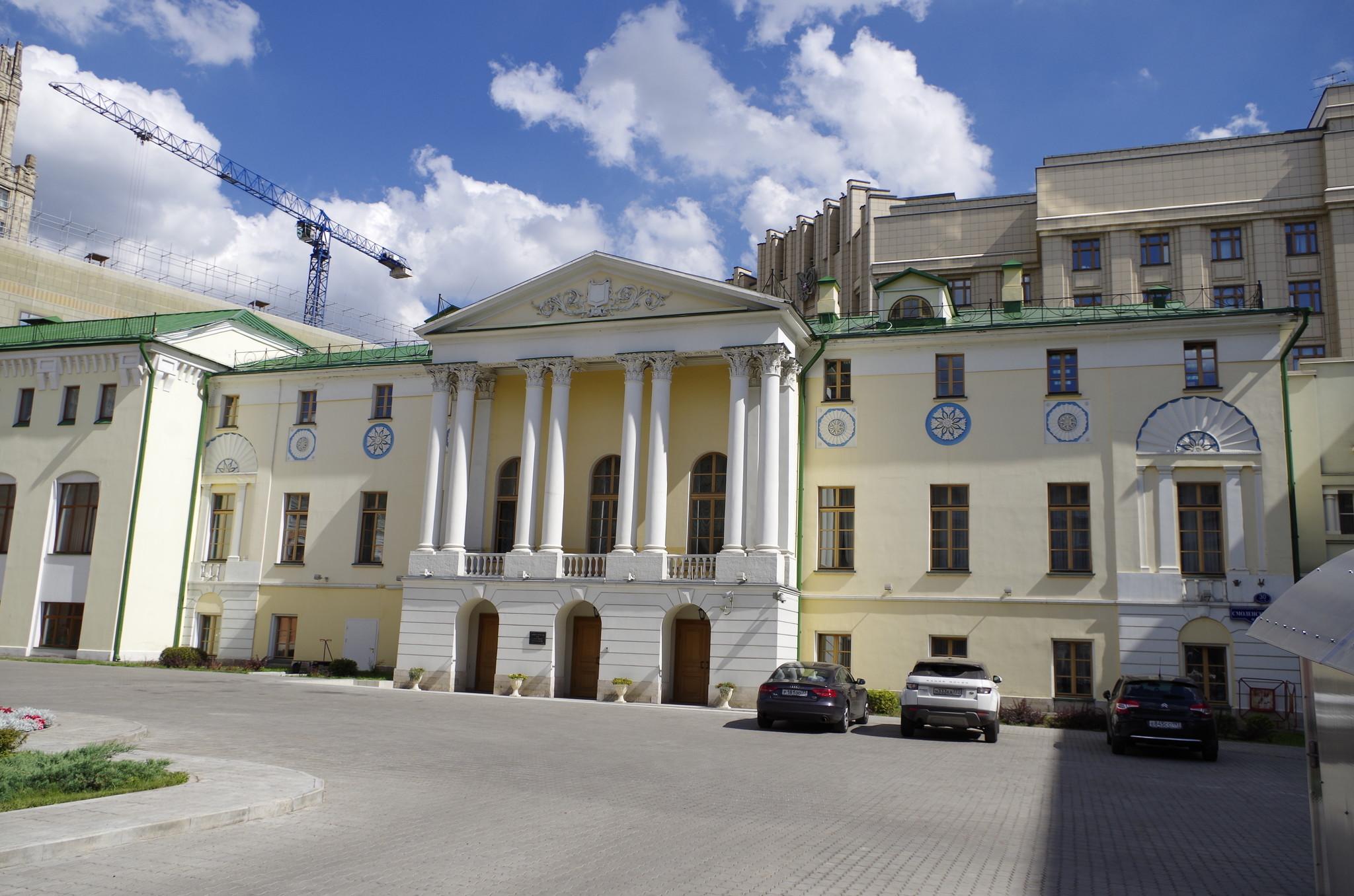 Смоленская-Сенная площадь, дом 30