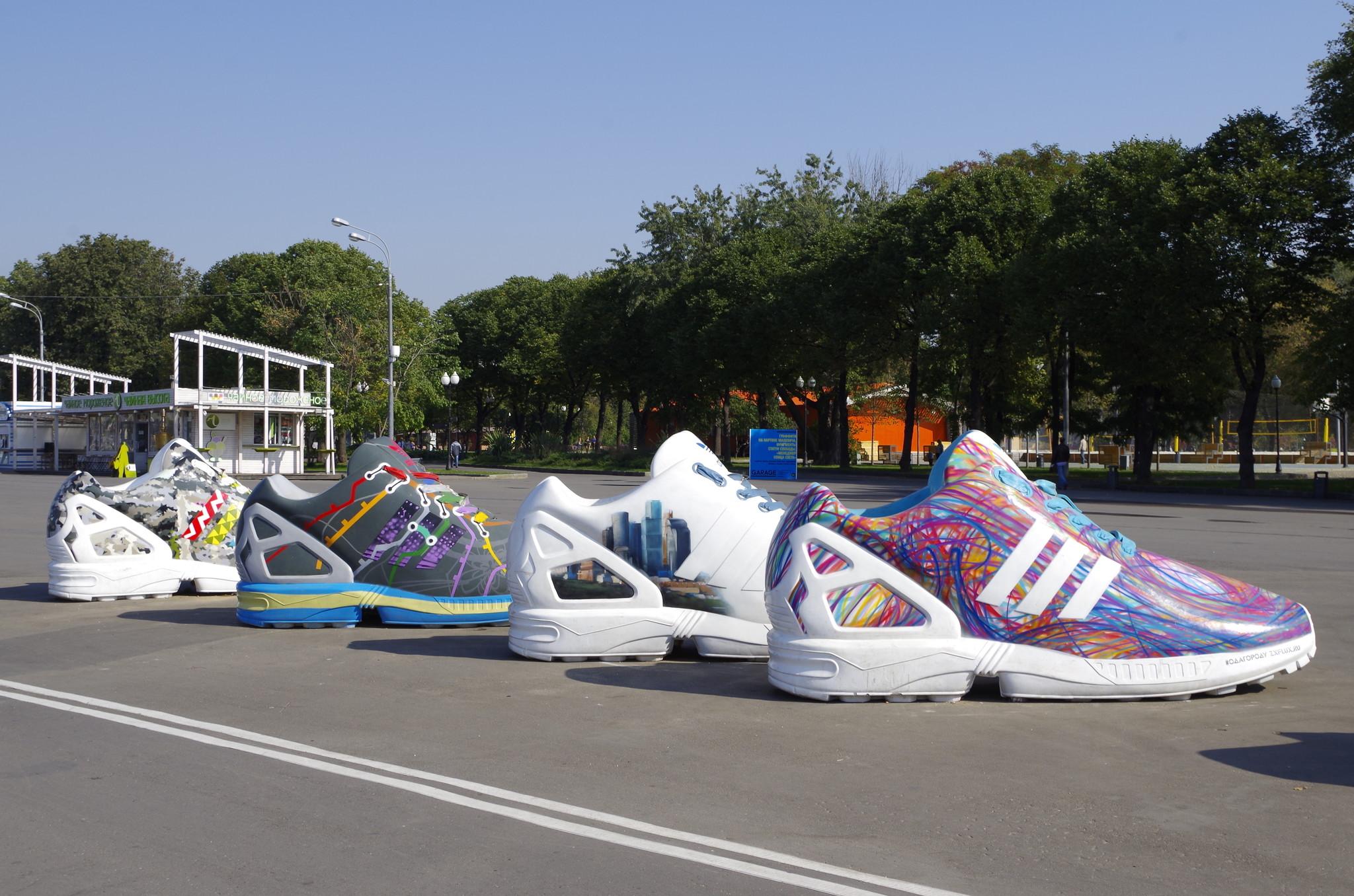 Adidas Originals запустил масштабный проект «Ода городу»