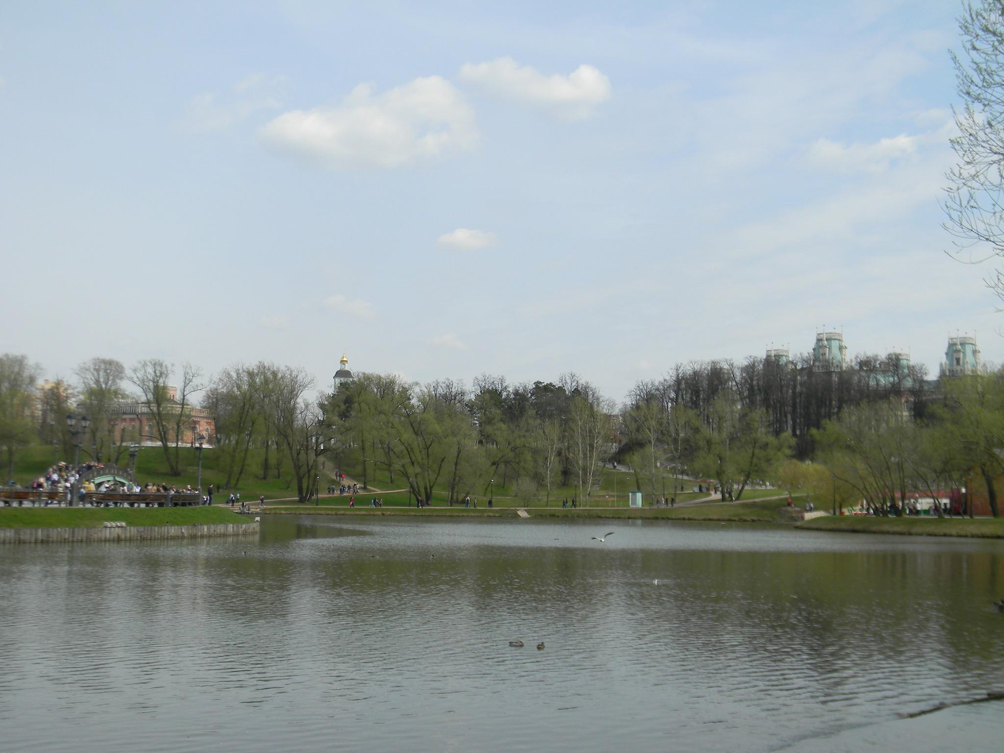 Средний Царицынский пруд