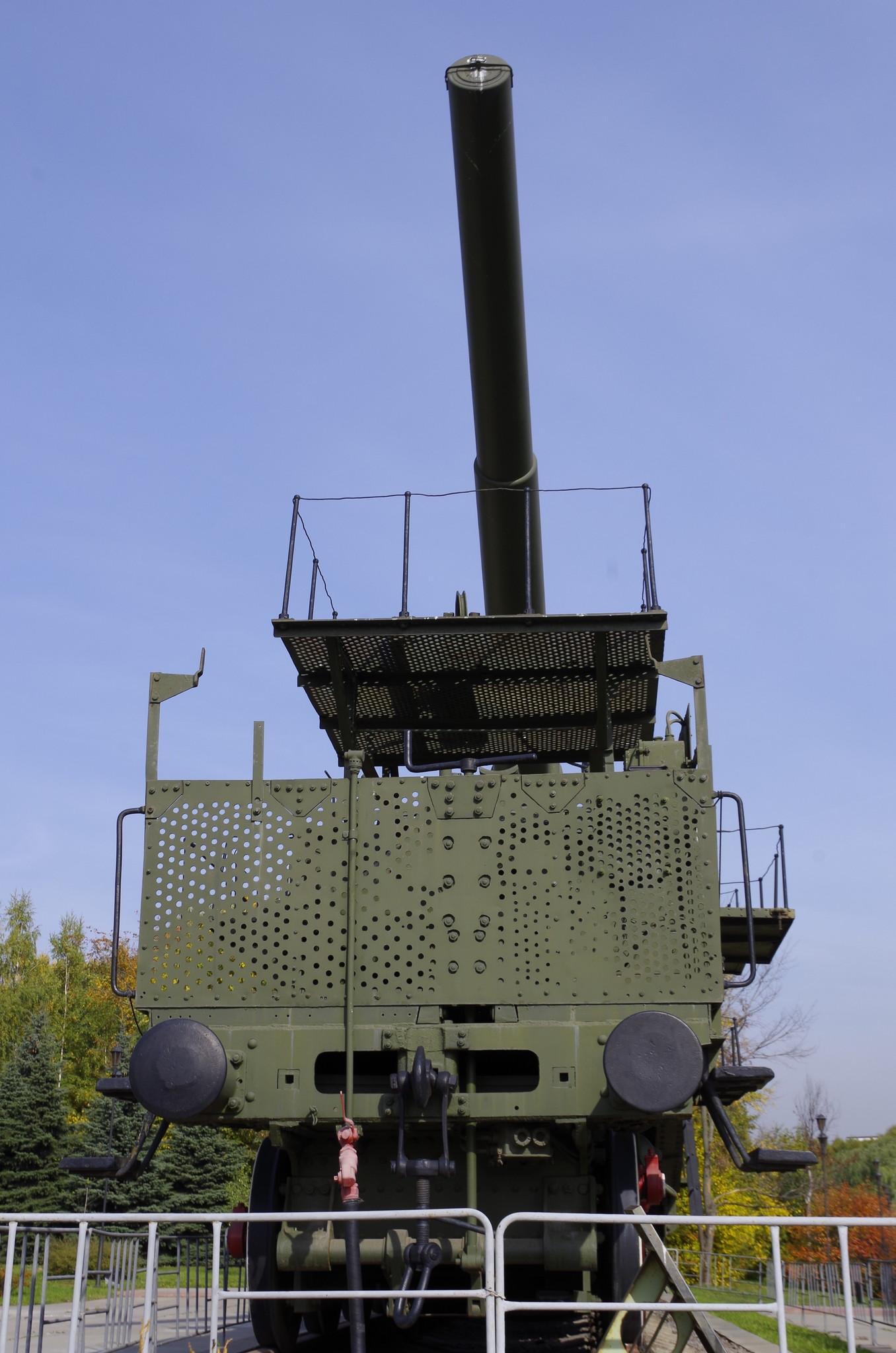 Сверхтяжёлая железнодорожная артиллерийская система TM-III-12