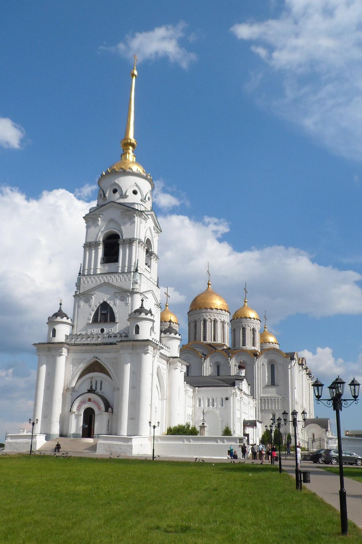 Успенский собор города Владимира