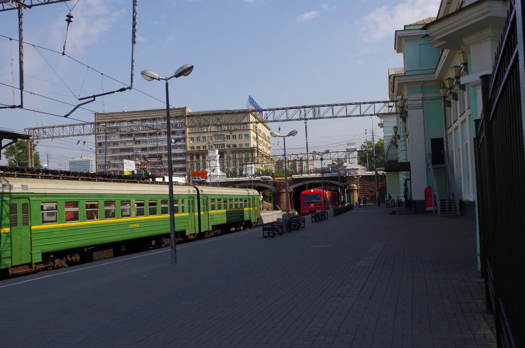 Аэроэкспресс Белорусский вокзал - аэропорт Шереметьево