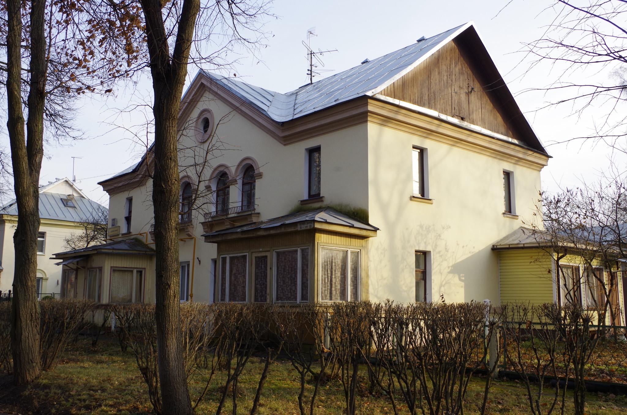 1-я Северная линия, дом 10