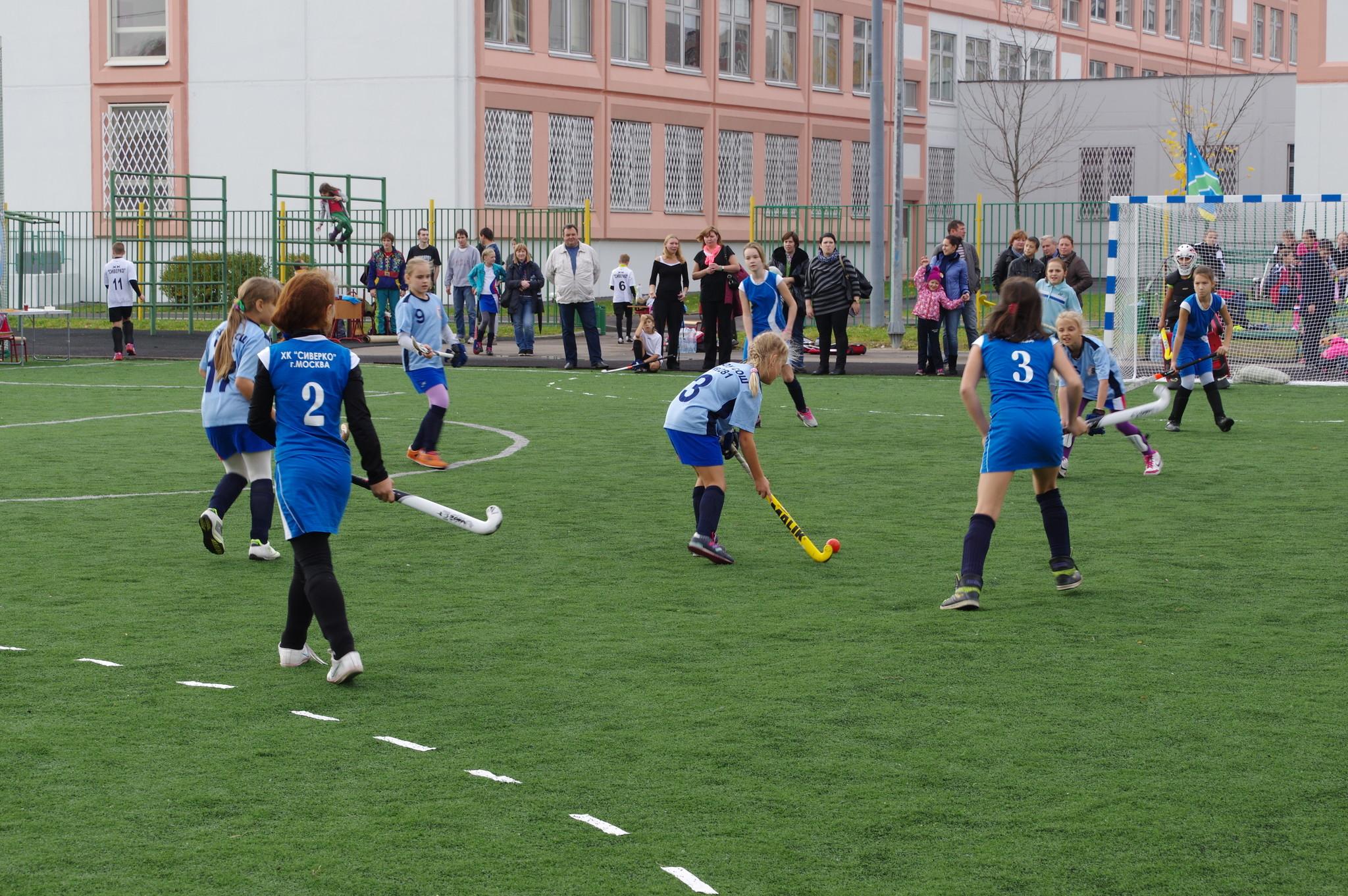 Открытое первенство по хоккею на траве «Олимпийские надежды»