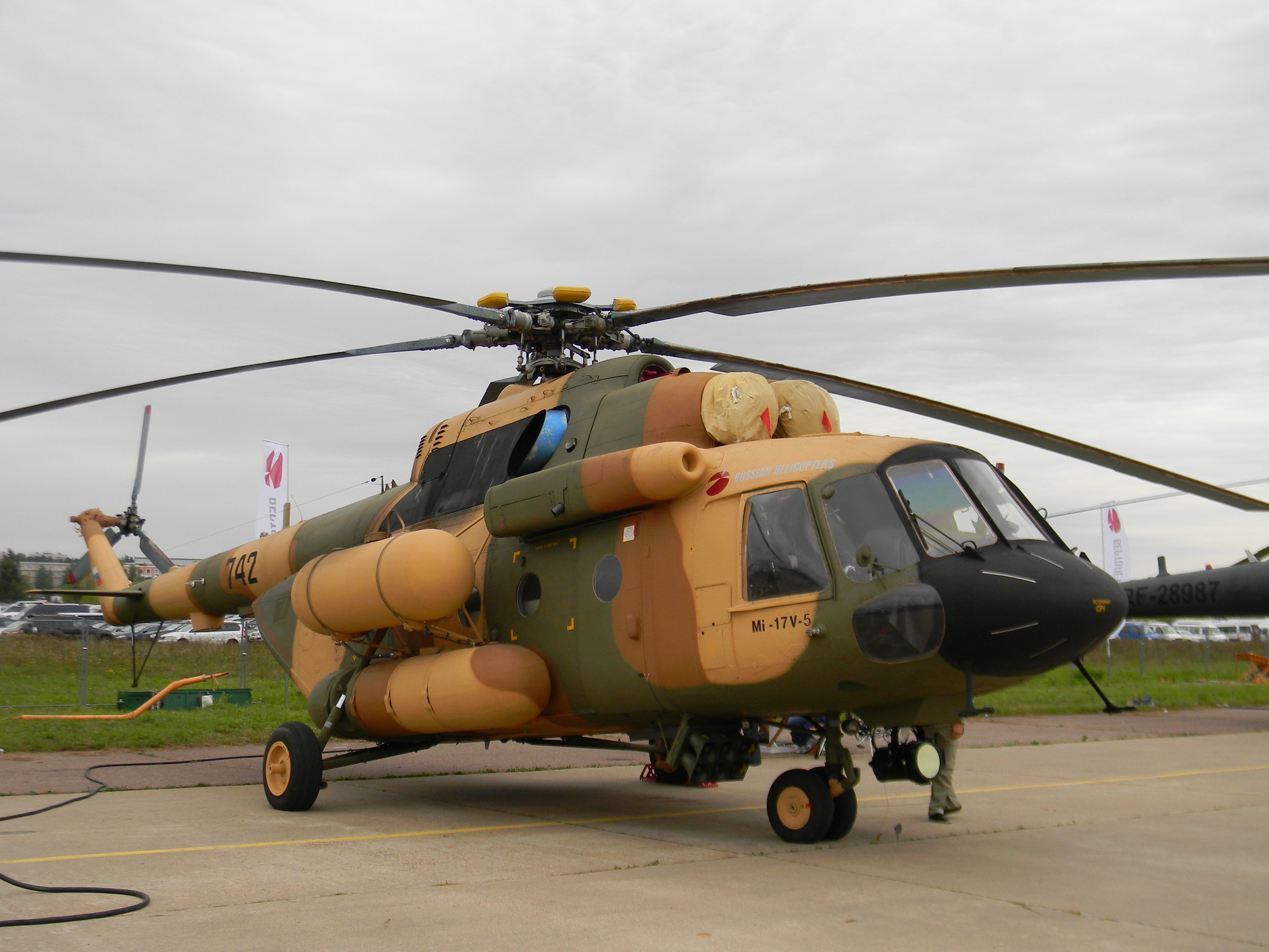 Вертолёт Ми-17В-5