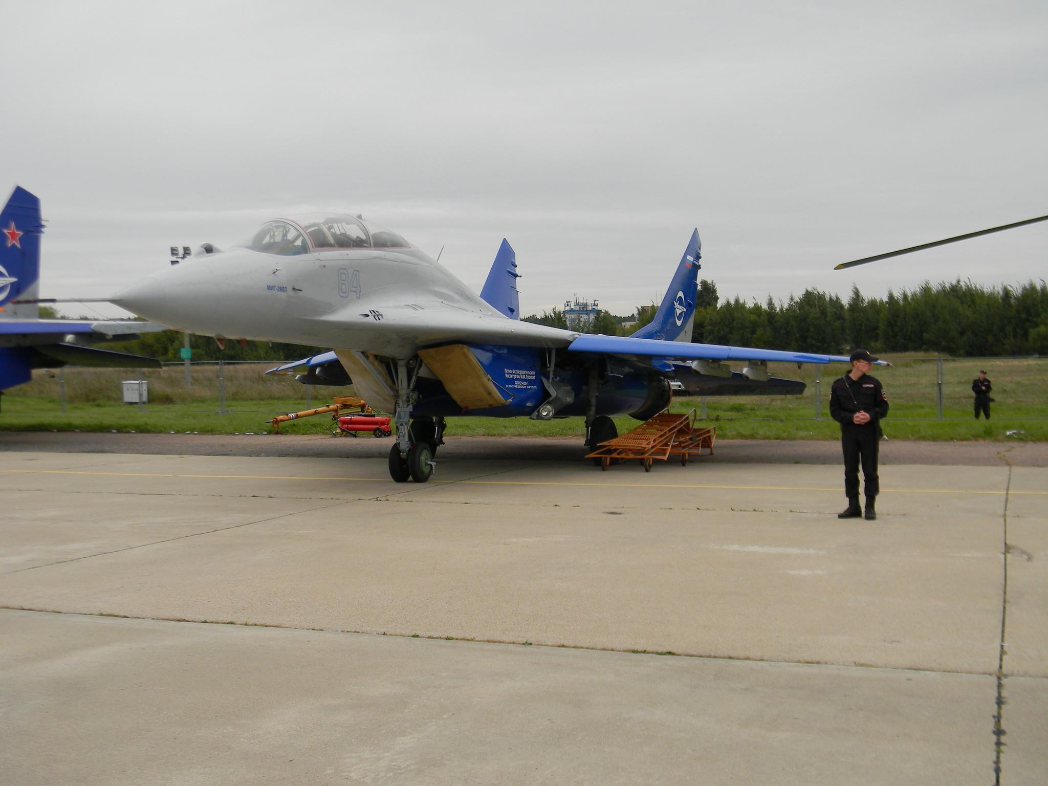 МиГ-29ЛЛ-летающая лаборатория