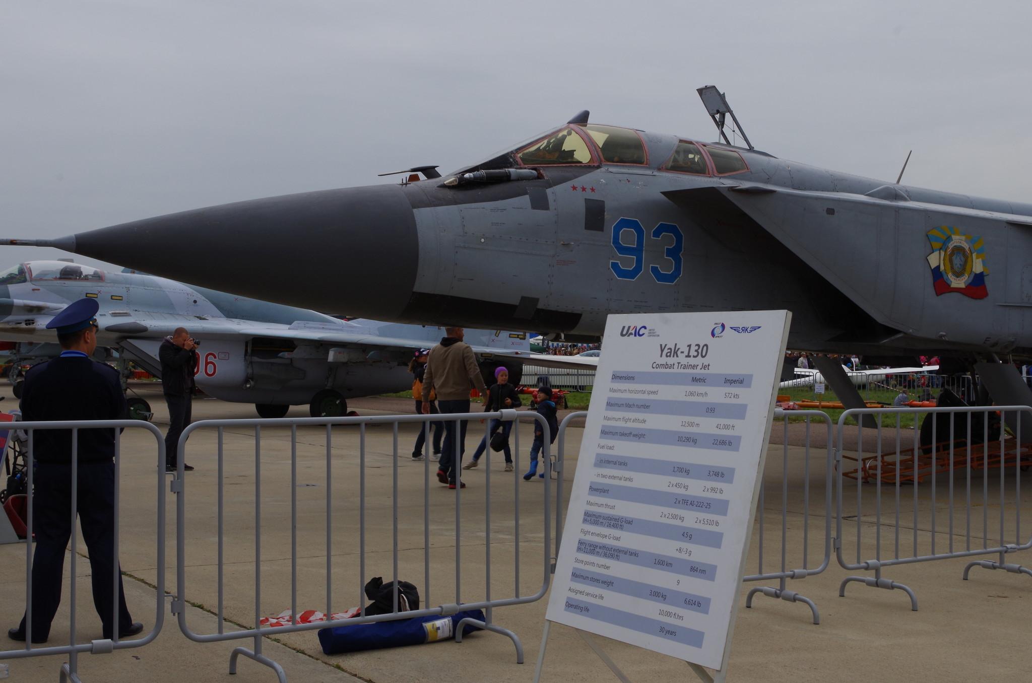 МиГ-31БМ — модернизация 1998 года, современная версия МиГ-31