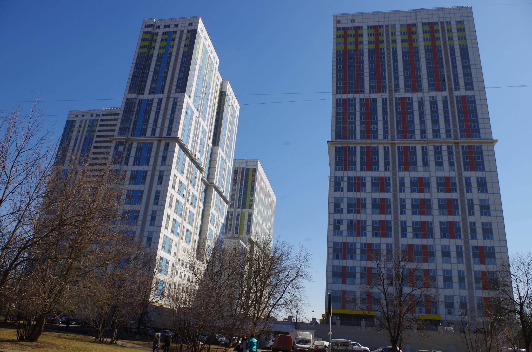 Высотный жилой комплекс «Богородский»