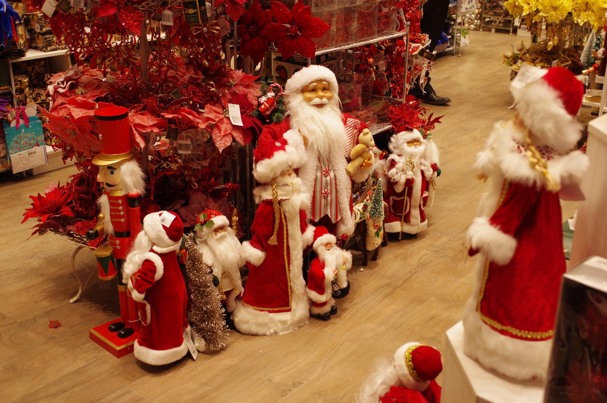 В ЦУМе открылся новогодний базар