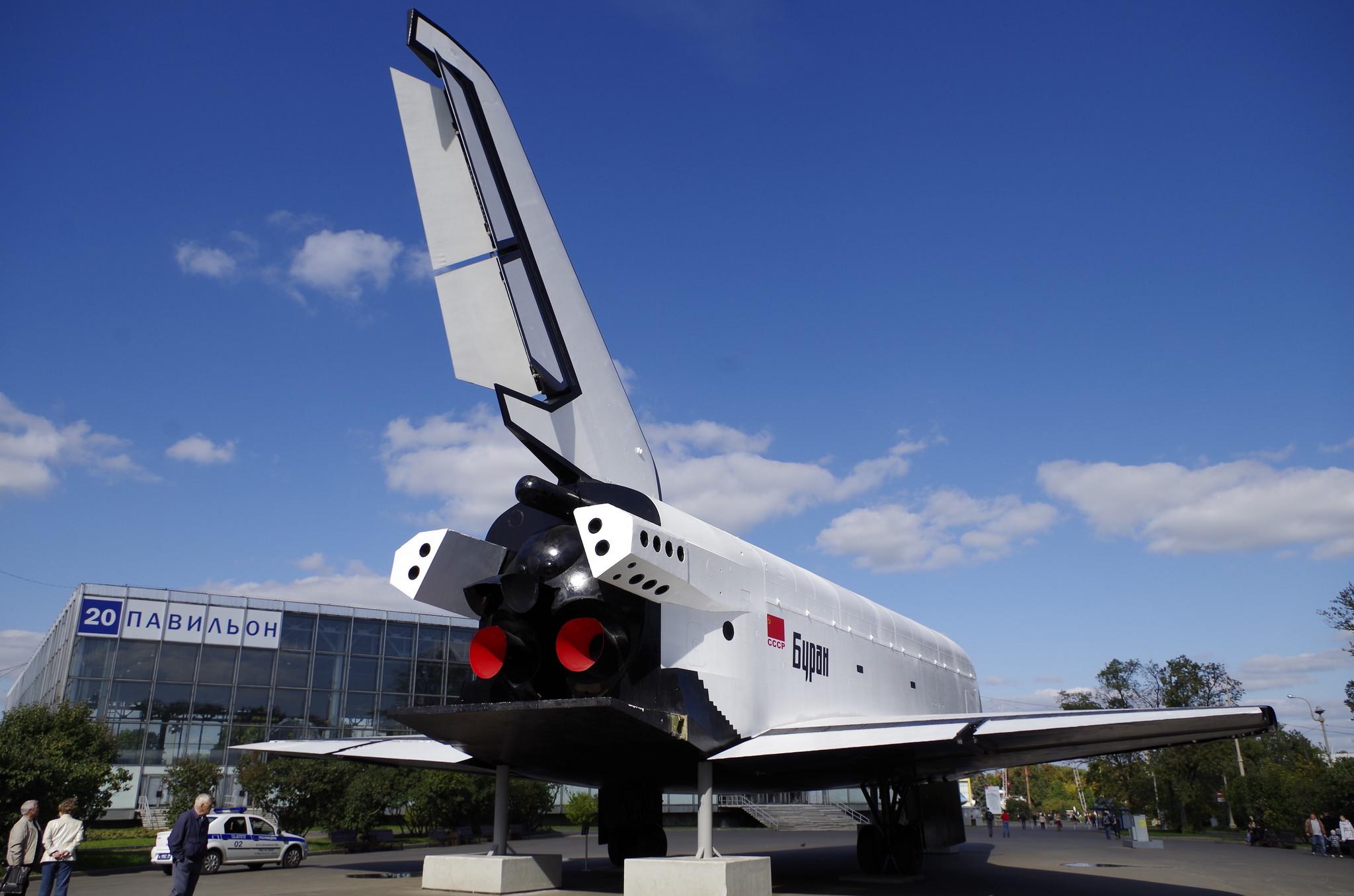 БТС-001 ОК-МЛ-1 (изделие 0.01) использовался для отработки воздушной транспортировки орбитального комплекса