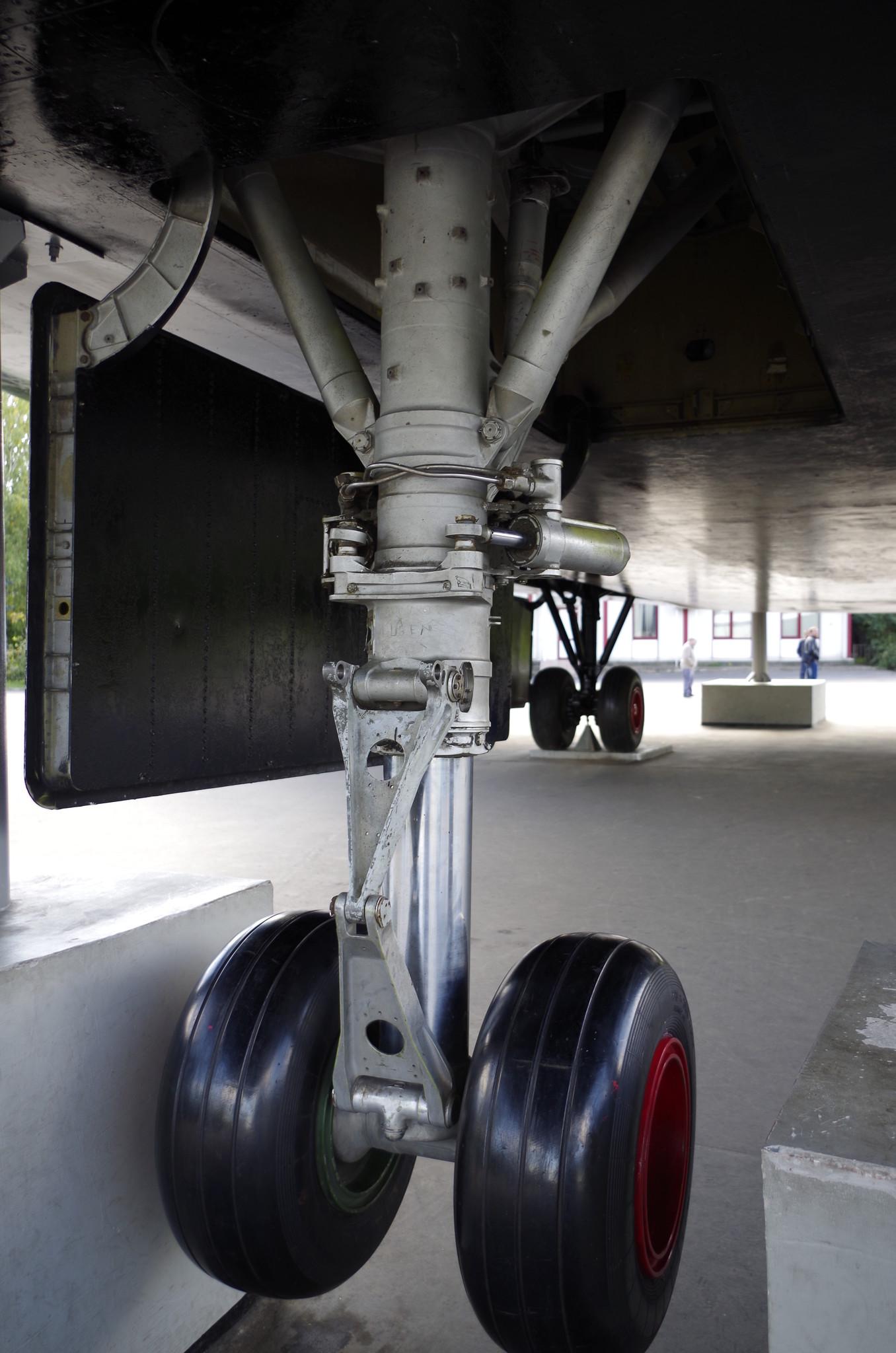 Макет космического корабля «Буран» на ВДНХ