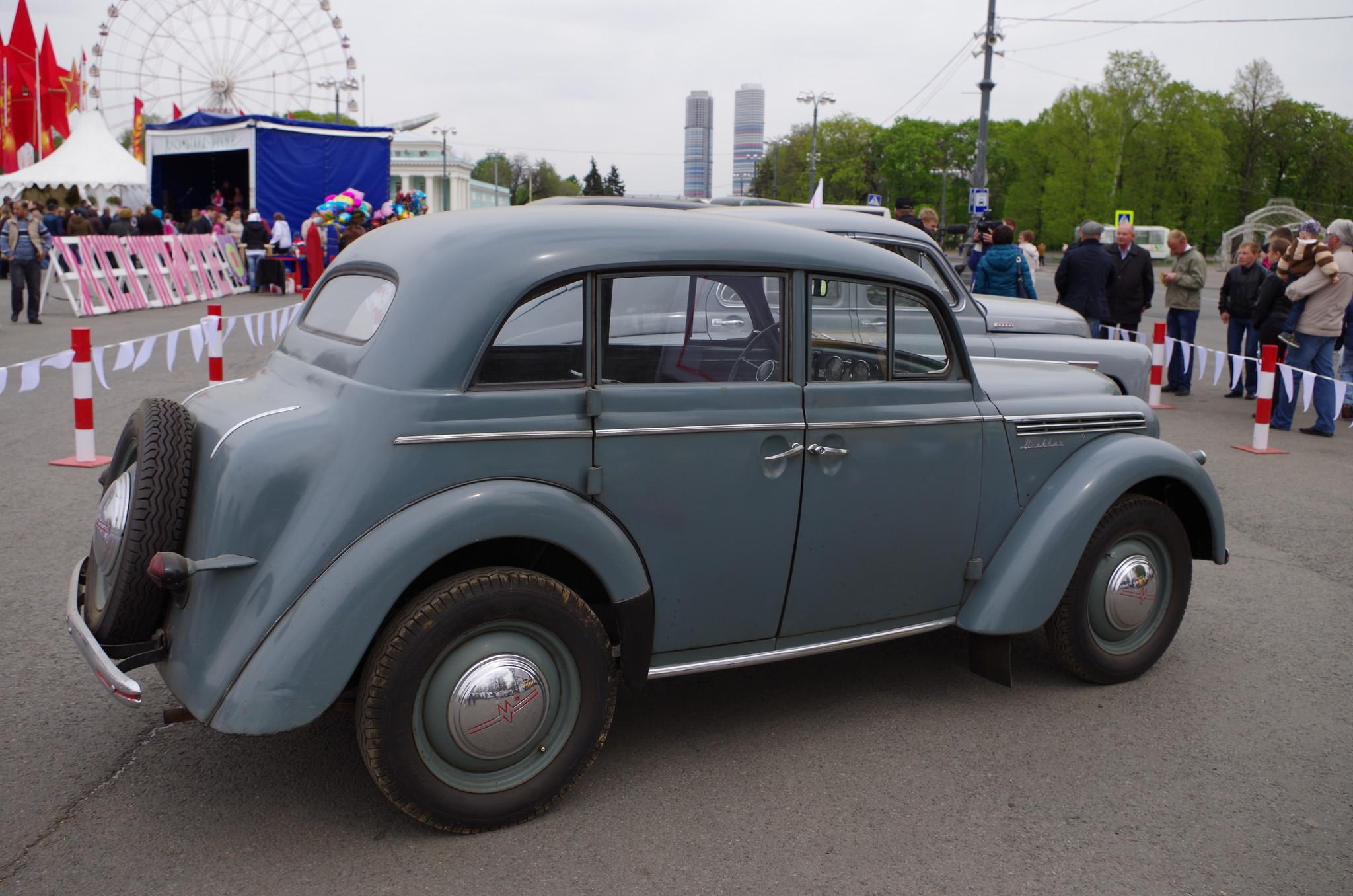 «Москвич-400»