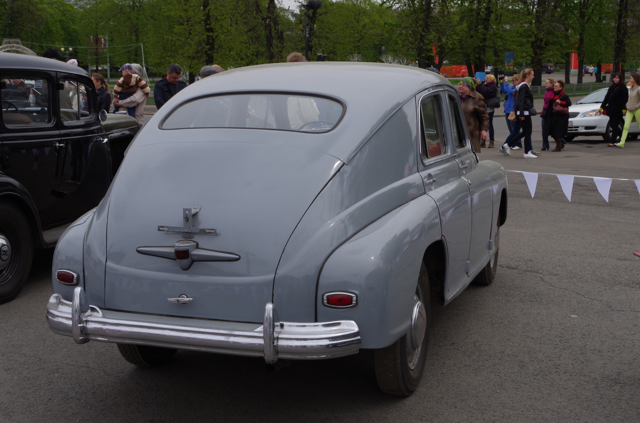 Автомобиль ГАЗ-М-20 «Победа»