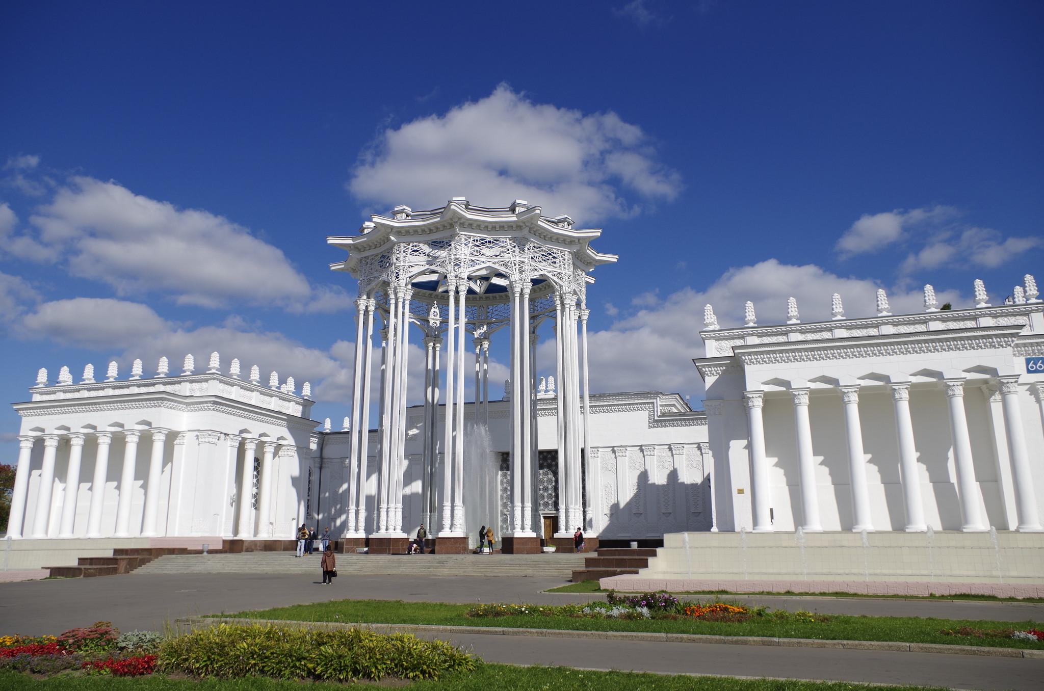 Павильон «Культура» («Узбекская ССР»)