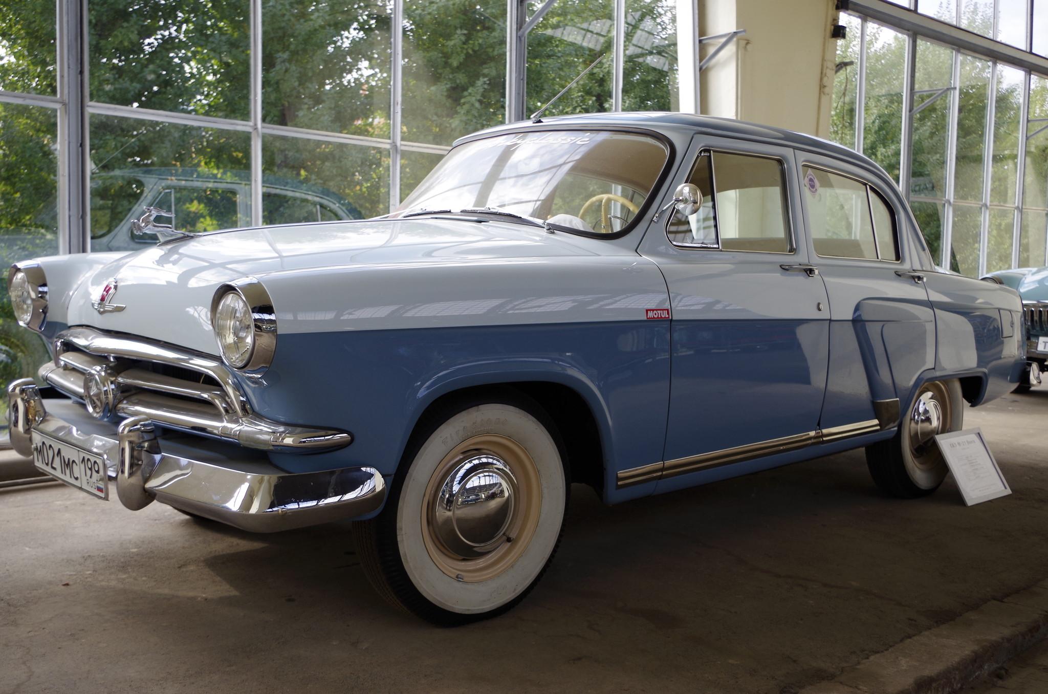 ГАЗ-М-21 «Волга» первой серии