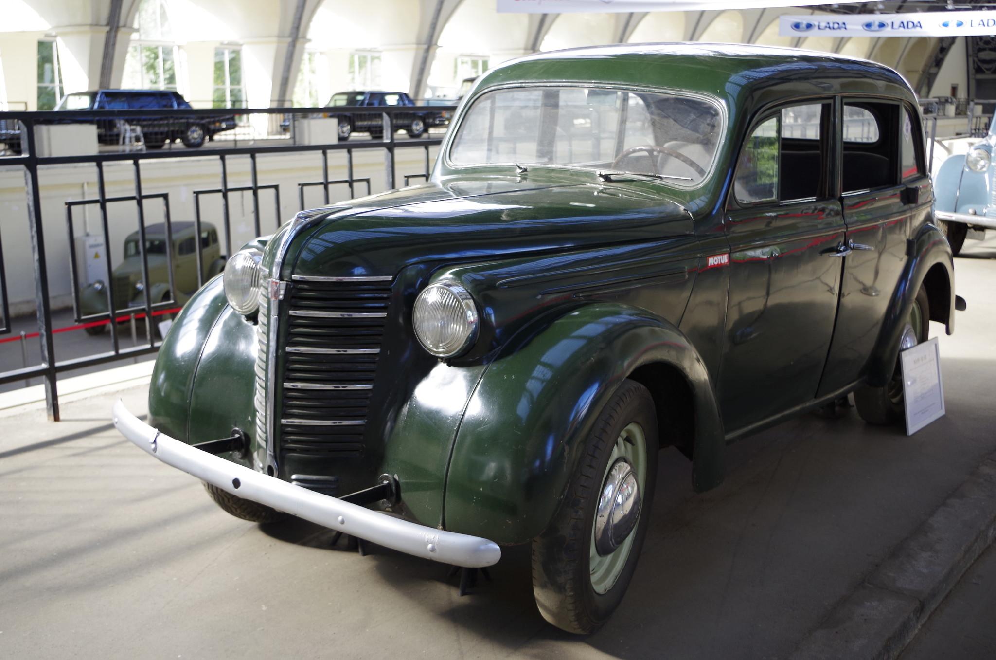 Автомобиль «КИМ-10-52»