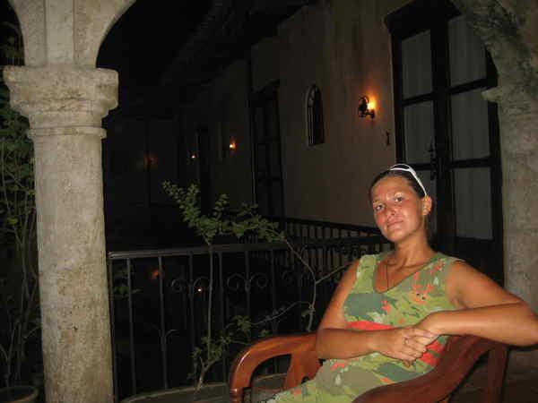 Латиноамериканские похождения девушки со стержнем)))