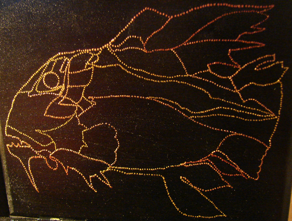 """Мастер-класс """"Роспись с использованием готовых рисунков""""    I-2912"""